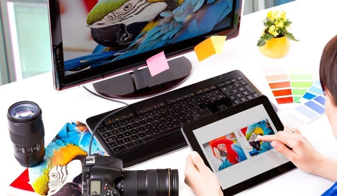 Editor di immagini online gratuito